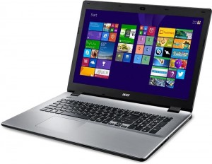 Acer Aspire E5-771G/17,3''/Core i5-5200U/nV GT820 2 GB/4GB/1TB/DVD-RW/Win8.1