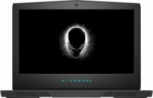 "Laptop Dell Alienware AW17R5-9191BLK i9-8950HK/17.25"" IPS FHD AntiGlare/16GB/1TB+SSD 512GB/BT/BLKB/GeForce GTX1080 8GB OC Edition/Win 10"