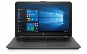 "Notebook HP 250 G6 15,6""HD/i3-7020U/4GB/1TB/UHD620/DOS Dark Ash Silver"