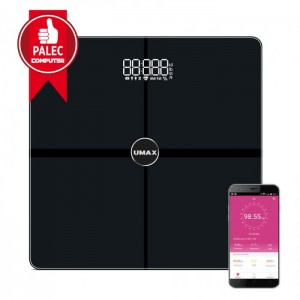 Waga Inteligenta UMAX Smart Scale US30HRC