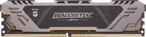 Crucial Ballistix Sport AT 8GB DDR4-3000 Unbuffered DIMM gaming memory