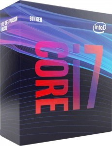 Procesor Intel Core i7-9700, 3GHz, 12MB, BOX