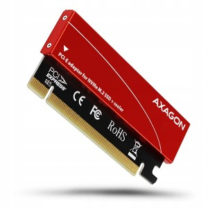 AXAGON PCEM2-S PCIE NVME M.2 ADAPTER