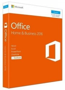 Microsoft Office 2016 Home&Business T5D-02826
