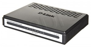 D-LINK GO-SW-8G 8x1000Mbps Ethernet Switch